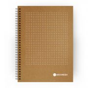 A4 Dot Grid Notebook